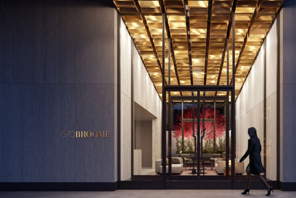 Luxury Building In NYC Has A Facade That Counters Air Pollution