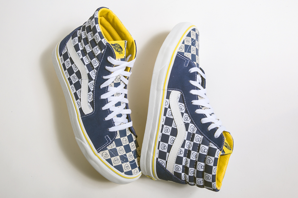 Michelin And Vans Promote Safe Teen Driving With Limited-Edition Sneaker
