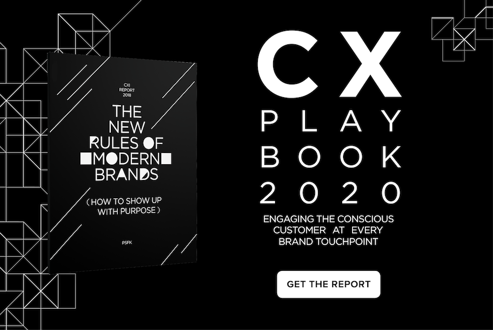 PSFK Launches The CX Playbook 2020