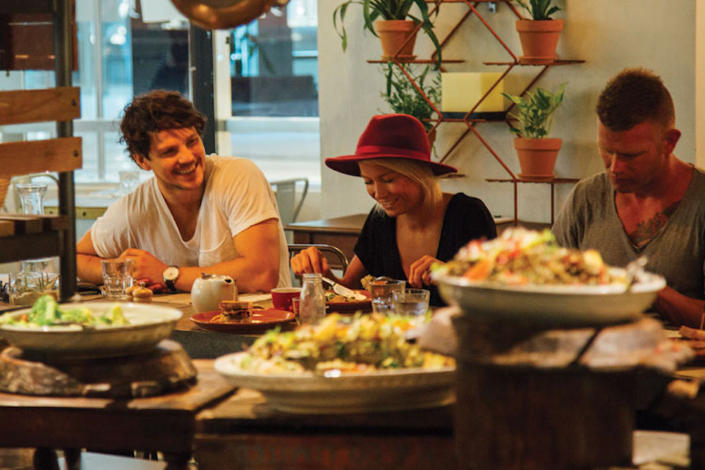 Food Media Brand Eyes Brick-And-Mortar Cafes To Raise Its Profile