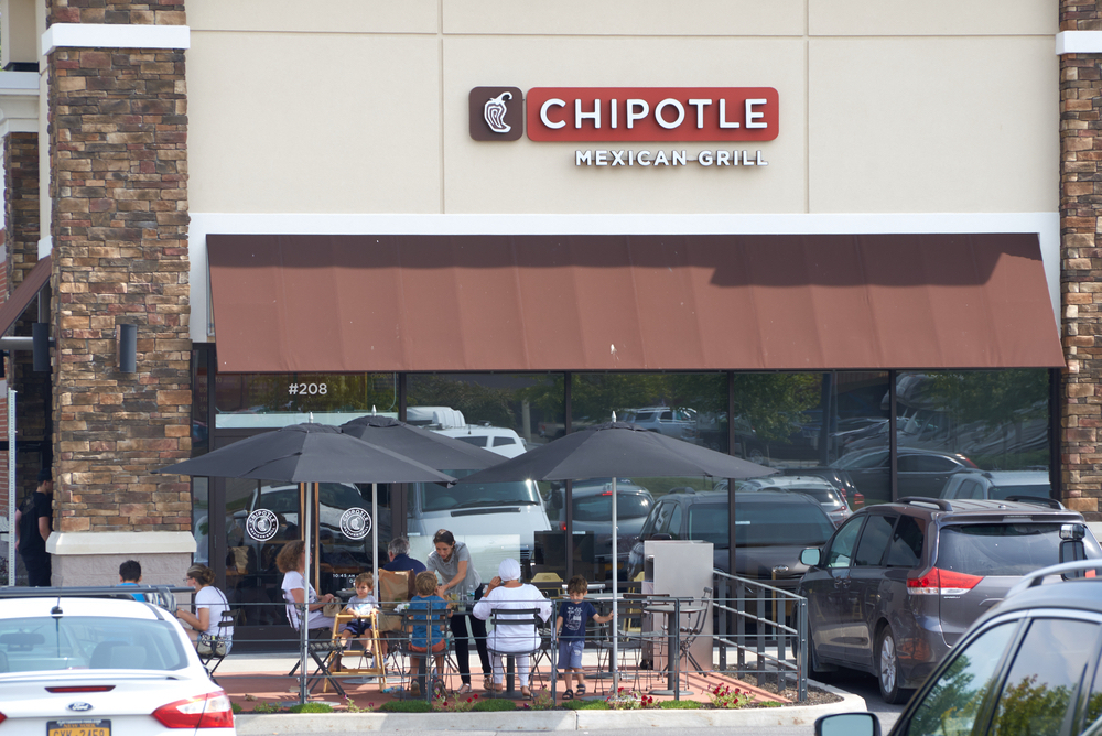 Chipotle Is Testing Non-Traditional Drive-Thru Windows