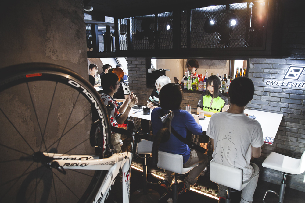 Tokyo Bike Bar Caters To Growing Number Of Road Cyclists In Japan
