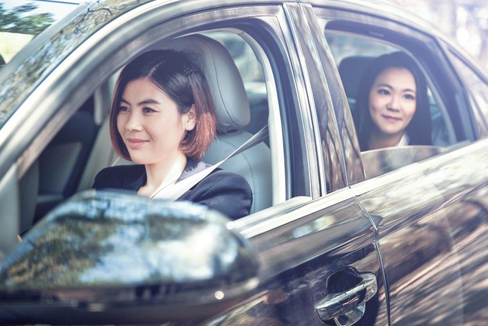 China's New Ridesharing Platform Capsizes Car Ownership