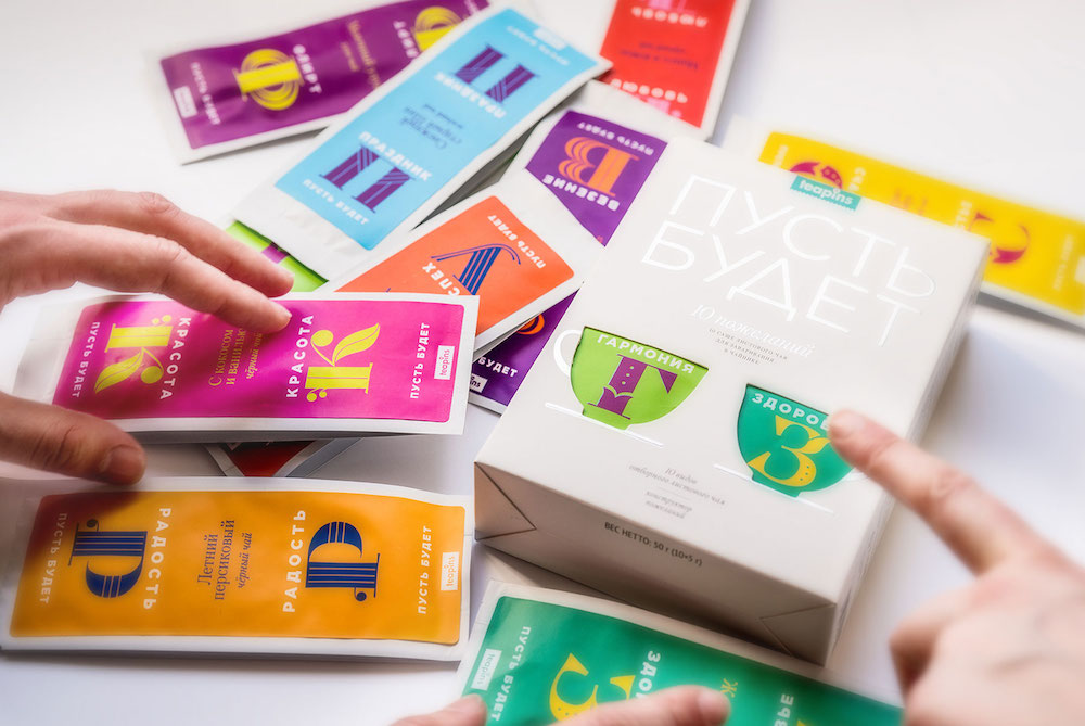 Tea Brand Customizes Packaging For Every Market And Occasion