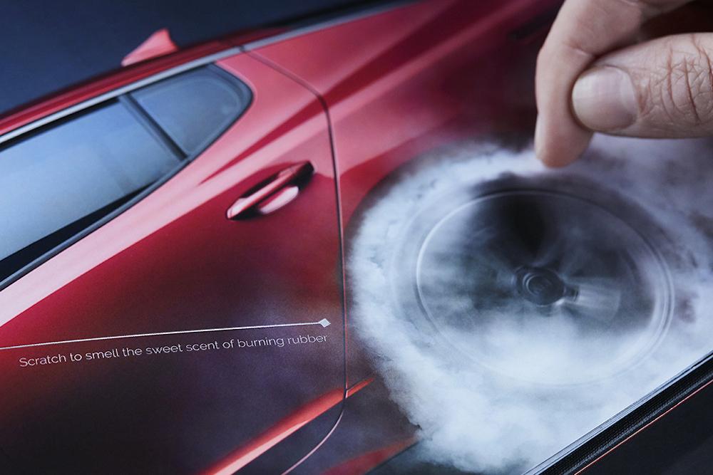 Sensory Auto Book Replicates A Test Drive In Print