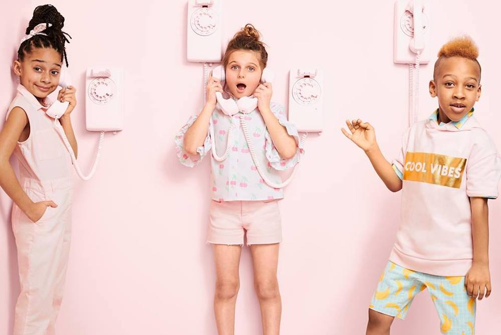 Target Offers Consumers A Taste Of Summer With New Children's Clothing Line Collaboration