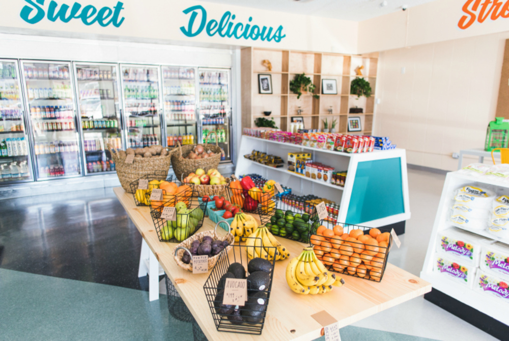 Sweetgreen gave a local market a sustainable makeover for Hank s fish market
