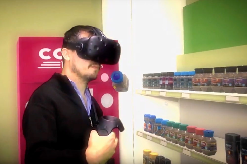 VR Visualizer Uses Analytics To Optimize Retail Store Layout