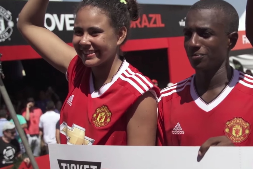Uber And Manchester United Connect Faraway Fans Through 360 Video