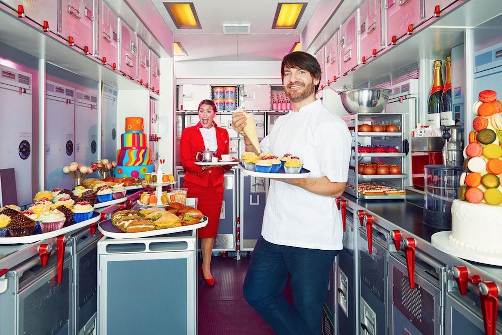 Virgin Atlantic To Offer High Tea On Daytime Flights