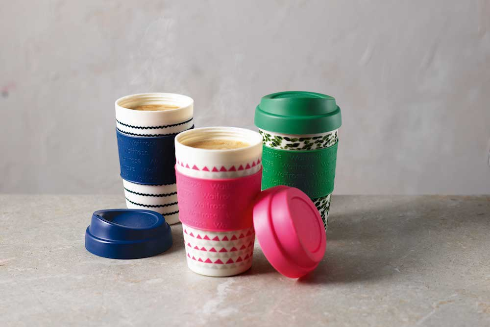 Waitrose Will Only Serve Coffee To Shoppers Who Bring Their Own Reusable Cups