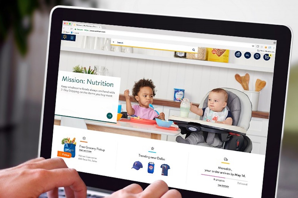 Revamped Walmart Site Takes A Lifestyle Approach To Counter Amazon