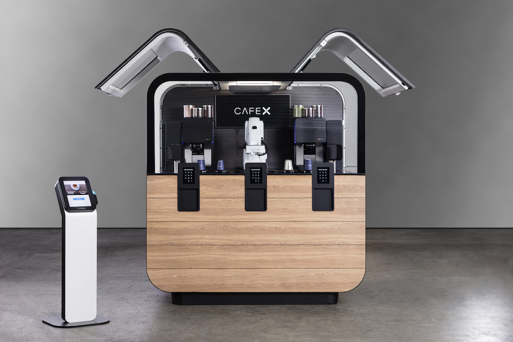 Robotic Coffee Stations Serve Fast And Accurate Orders