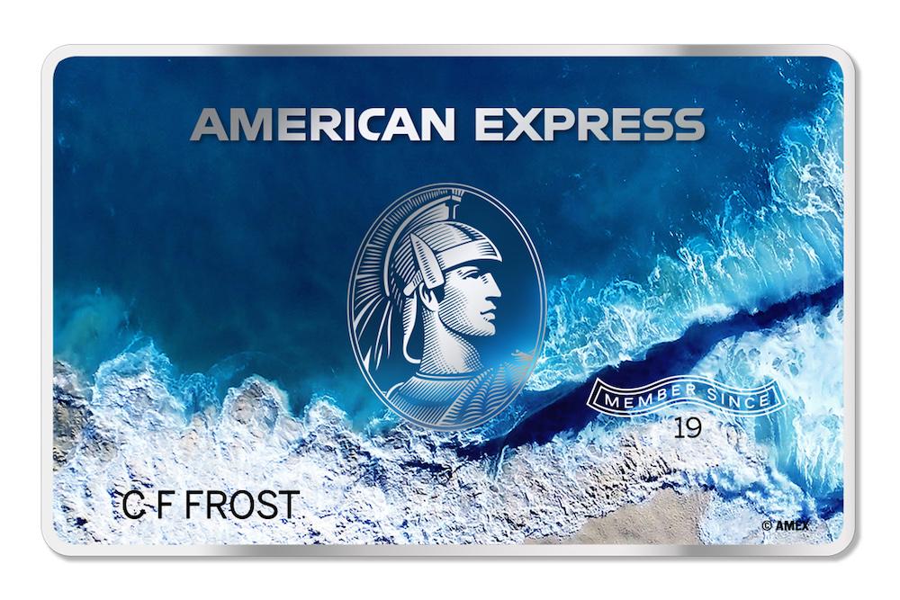 american express ocean plastic psfk.com