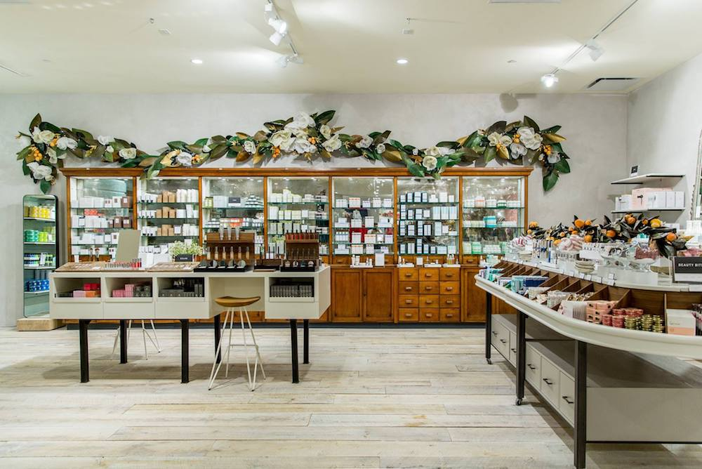 Anthropologie Appeals To Health-Conscious Consumers With In-Store Wellness Shops