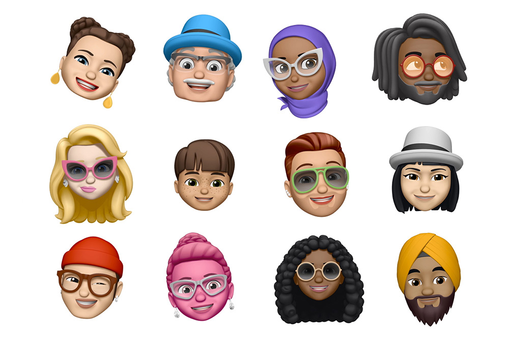 Apple Users Can Customize Emojis To Look Just Like Themselves