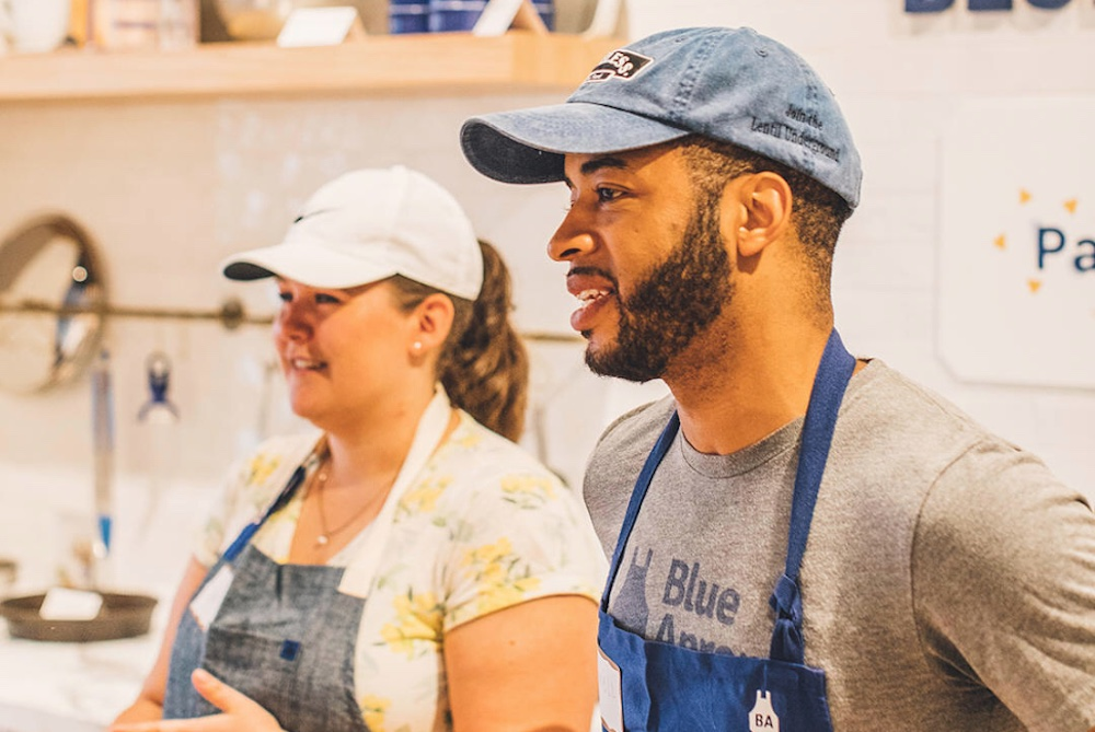 Blue Apron Steps Out Of The Box With An Interactive Pop-Up Shop