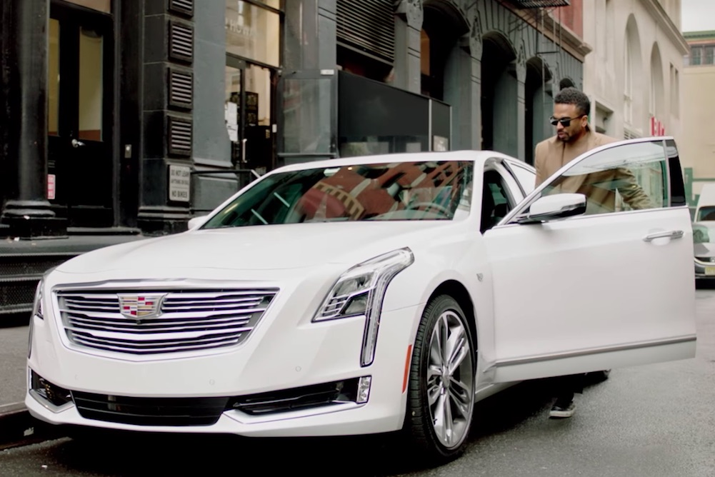Cadillac's Subscription Service Provides Members On-Demand Delivery And Up To 18 Swaps Per Year