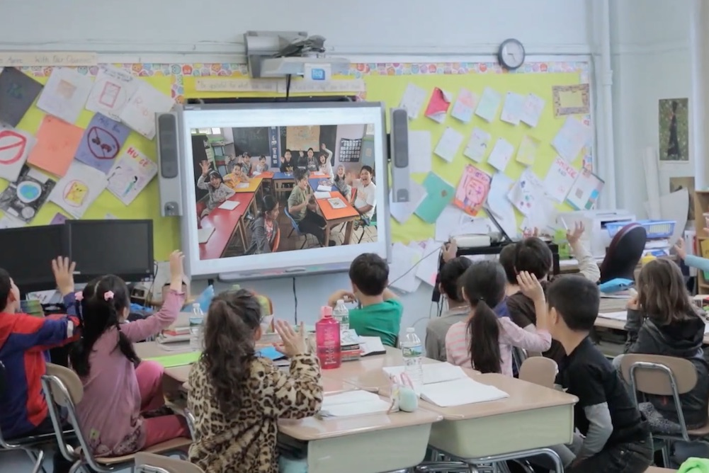KIND's Video-Calling Platform Connects Classrooms Around The World