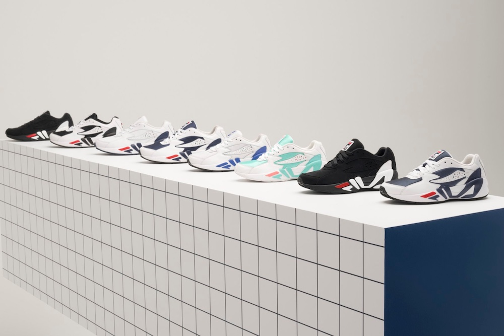 FILA Puts 47-Artist Collaboration At Center Of Reintroductory Pop-Up Shop