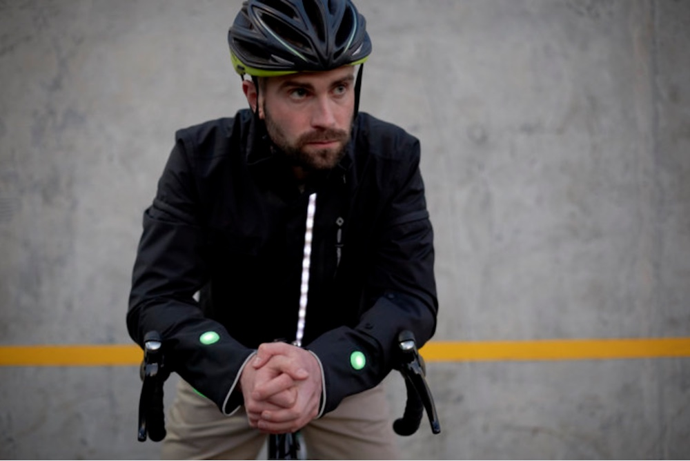 Cyclists Could Avoid Injury With This Wearable From Ford