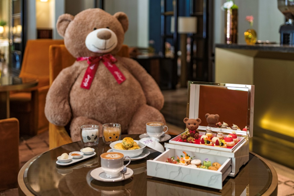 Waldorf Astoria And Hamleys Create An Immersive Offer For Kids