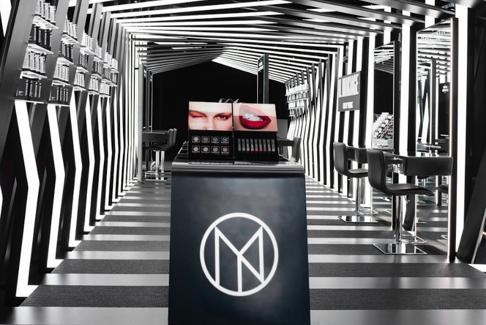 Beauty Brand Debuts Collection In A Traveling Experiential Pop-Up