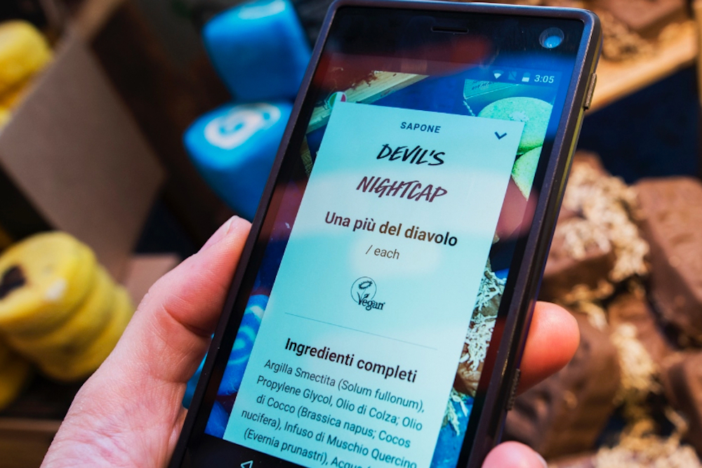 App Lets Shoppers Scan Package-Free Products To Learn More About Them