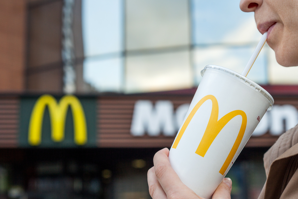 McDonald's Promotes Its Online Delivery Service To World Cup Fans Using Google Data