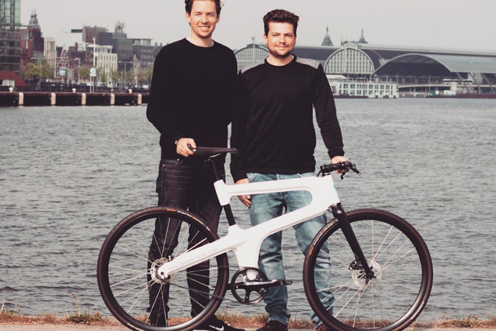 Automated Manufacturing Enables Local Bike Production For Netherlands Brand