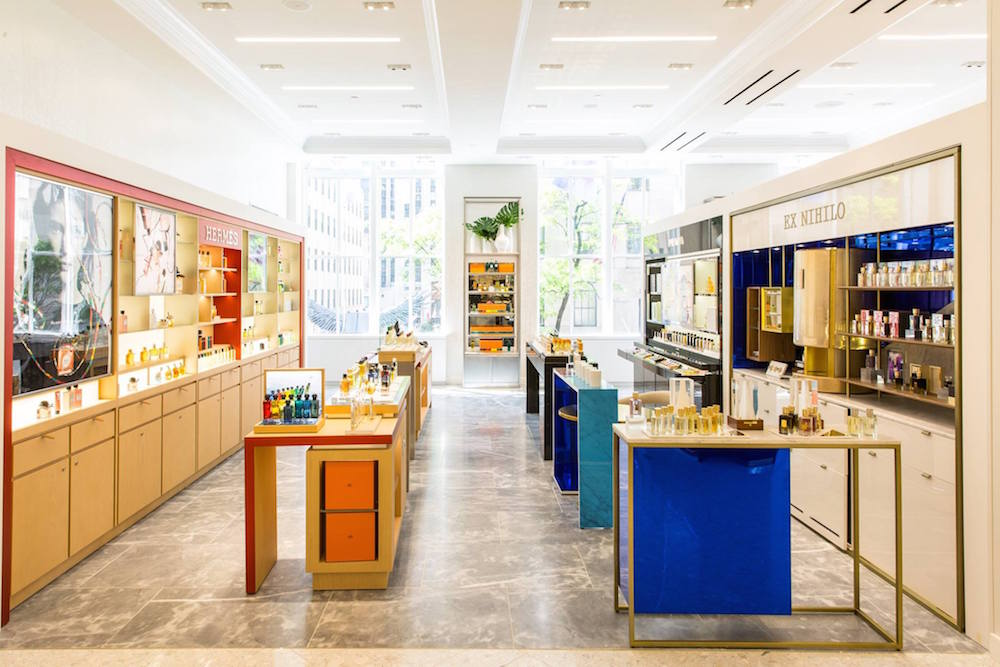 Dedicated Concierges Help Differentiate Saks Fifth Ave's Experiential Beauty Floor