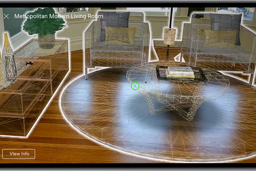 Sotheby's Realty AR App Allows Home Buyers To Visualize Furnishings Pre-Purchase