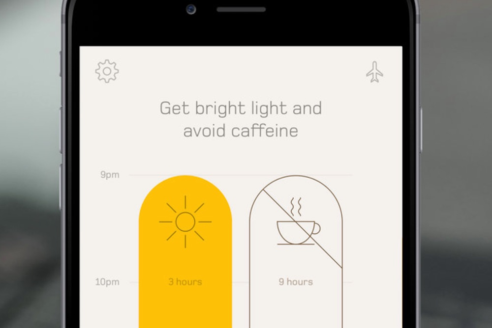Timeshifter App Helps Travelers Avoid Jet Lag And Enjoy Their Trip