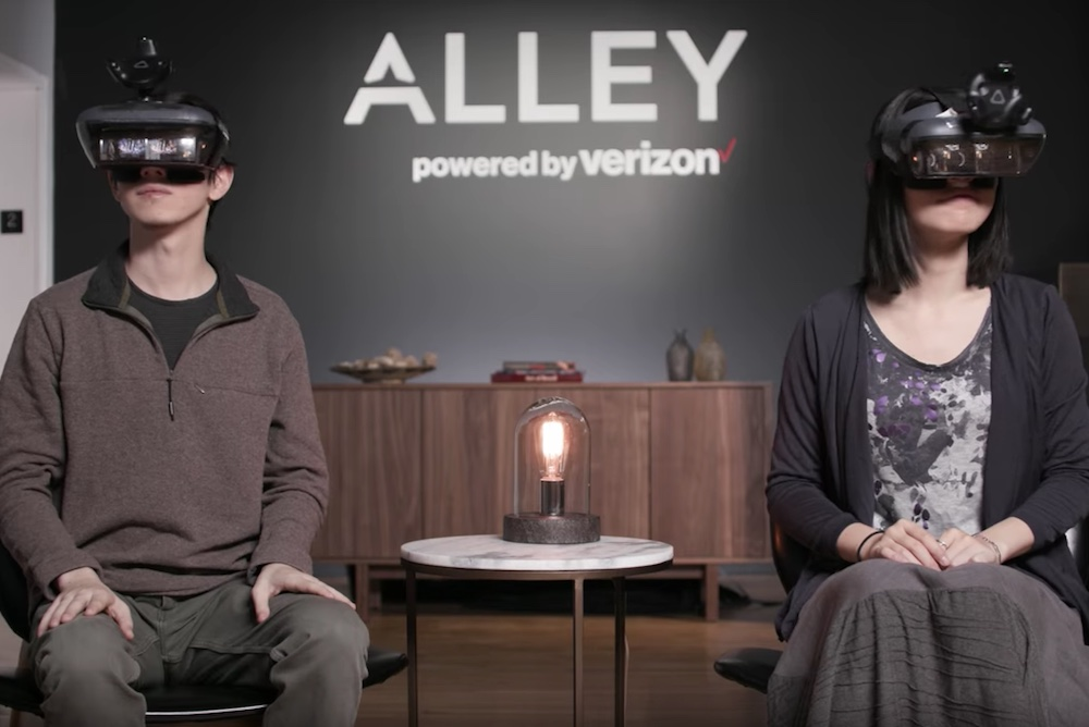 Immersive Education Tool Works In Real Time, Powered By Verizon's 5G