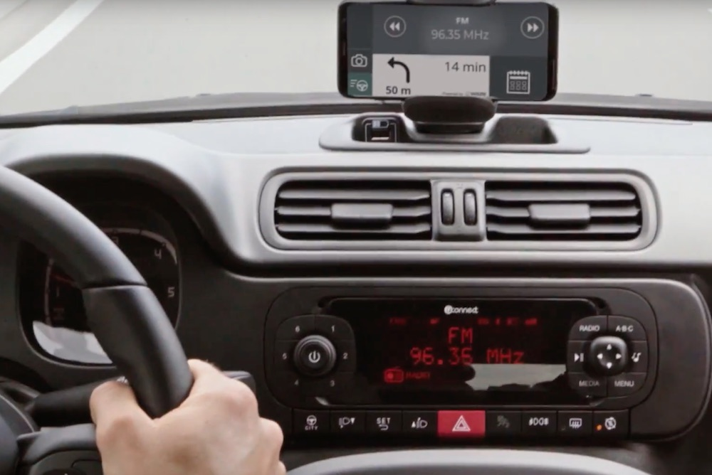 Waze Collaborates With Fiat To Create A Navigation-Friendly Car