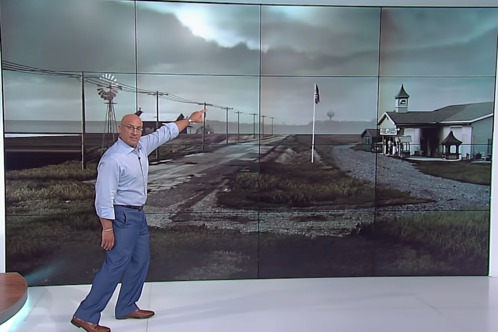 The Weather Channel Is Offering Viewers Mixed-Reality Tornado Coverage
