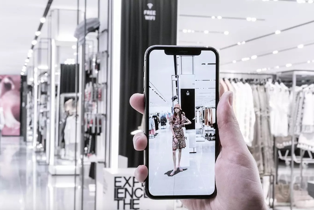 How Retailers Are Integrating Augmented Store Displays