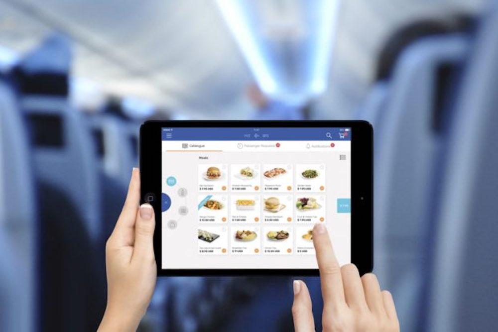 A Hint At Next-Generation Airline Commerce? Platform Enables In-Flight Shopping, From Sale To Delivery