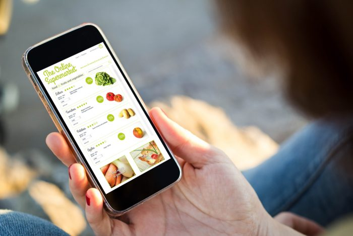 Service Surveys Users' Groceries To Generate Meal Ideas And Recipes