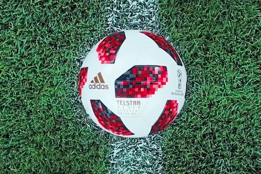 Adidas Gives Soccer Fans Access To Exclusive Content By Scanning The World Cup Ball