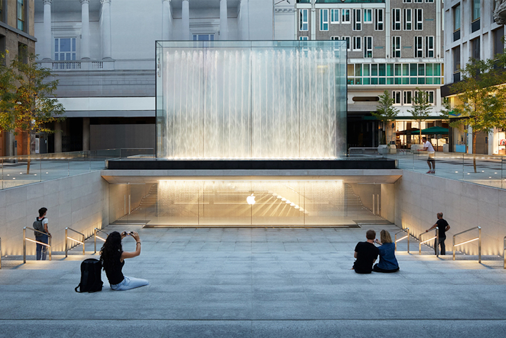 Apple's Milan Flagship Mixes Retail With Community Space