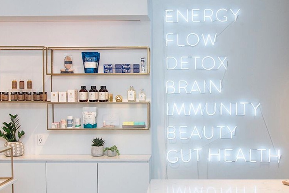 New York City Wellness Market Offers Visitors Cryotherapy Treatment And Intravenous Drips