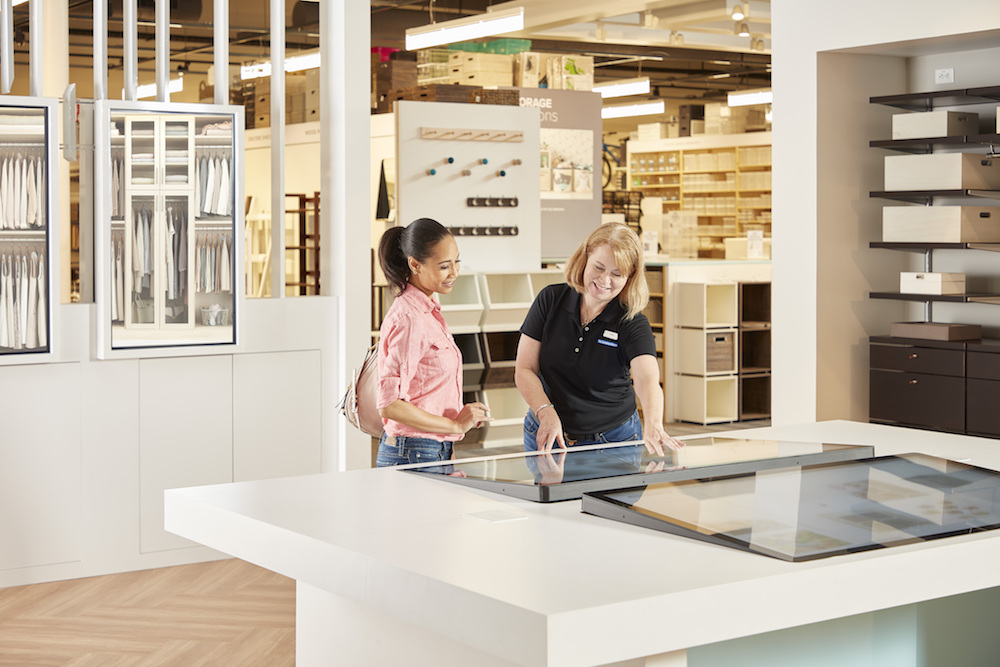 The Container Store Used Consumer Data To Optimize Its Retail Store Design