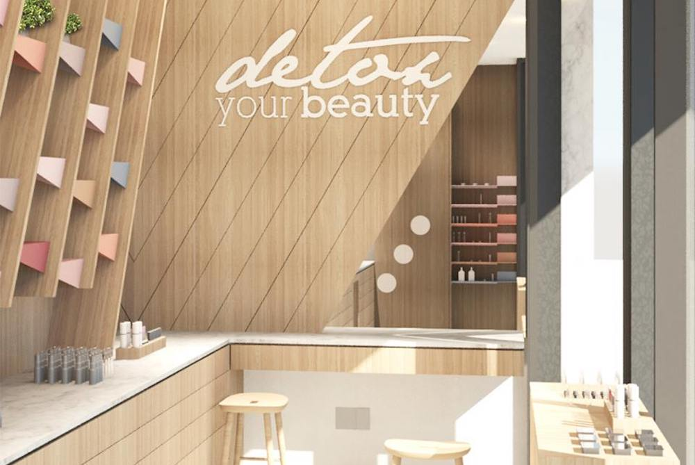 Clean Beauty Retailer's Micro-Store Permits Shoppers IRL Brand Experience