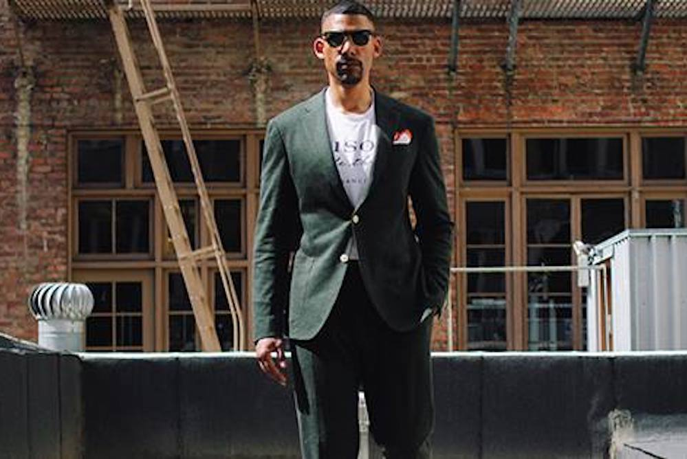 Made-To-Wear Menswear Company Recommends Suits Based On Customers' Spotify Taste