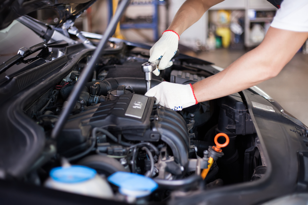 Repair Service Provides Customers With Network Of Brand-Certified Mechanics