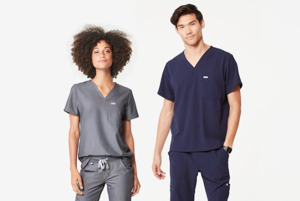 Medical Apparel Brand Incorporates Wearers' Needs Into Fashionable And Functional Scrubs