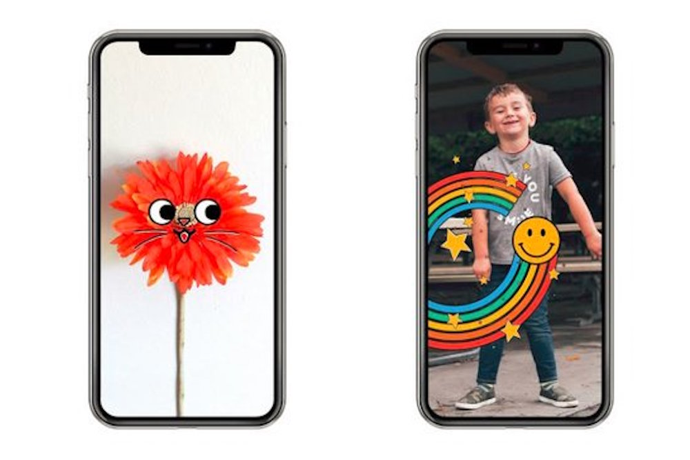 Kids Can Animate Their Outfits With Gymboree's New AR App