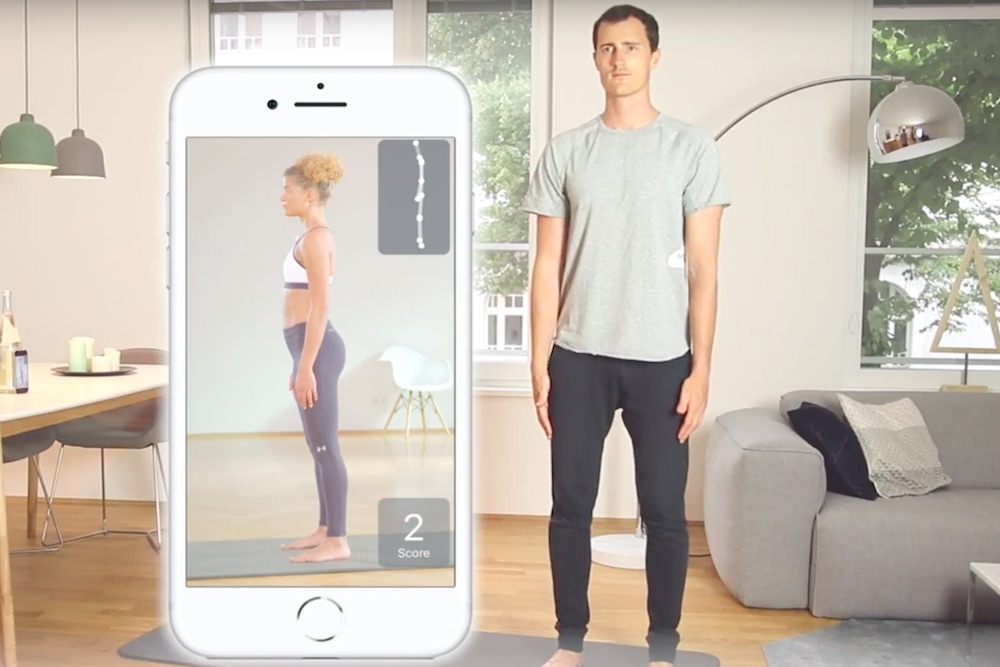 AI-Powered Fitness App Gives Users In-Workout Feedback On Their Squat Form