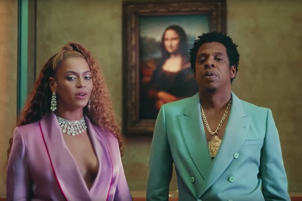 Louvre Offers Visitors Self-Guided Tours Narrated By Beyoncé And Jay-Z